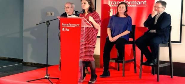Lastra asegura en Ibiza que habrá REB porque Sánchez y el PSOE