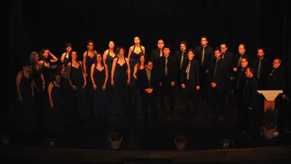 El Coro Diatessaron de Molina de Segura se alza con los Cantores de Oro