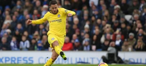 El Arsenal cae en Southampton después de 22 partidos y Hazard se exhibe con el Chelsea