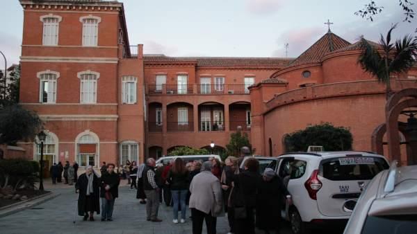 Caravana solidaria de Unitaxi 2017