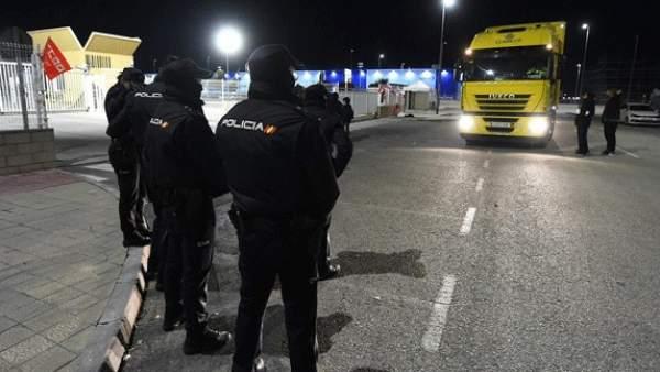 ¿Cuántos efectivos policiales hay y dónde?