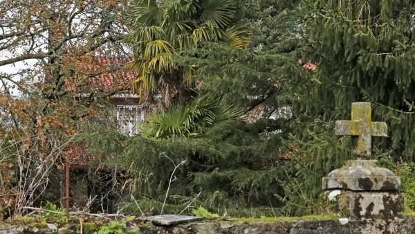 Casa de Rosario Porto en Teo