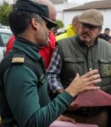 Búsqueda de la joven desaparecida en El Campillo (Huelva)