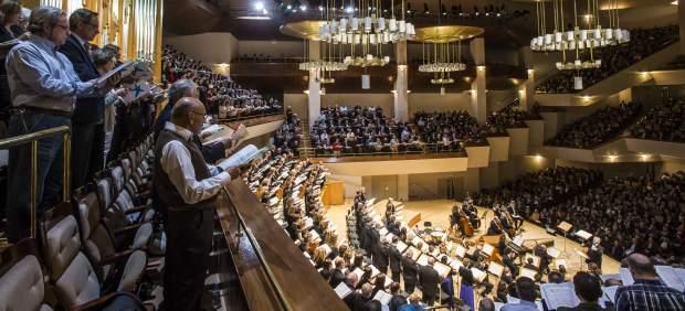 Concierto participativo de El Mesías de Händel en Madrid