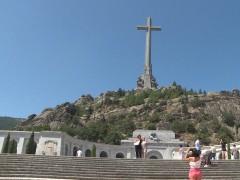 Imagen de archivo del Valle de los Caídos