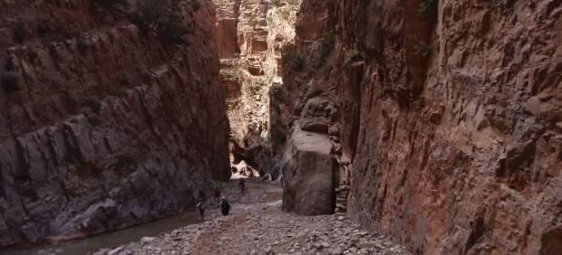 Alto Atlas en Marruecos
