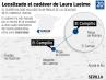 Localizador del cadáver de Laura Luelmo
