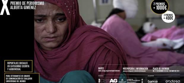 El Cesag convoca el 'Premio de Periodismo Alberta Giménez' para galardonar
