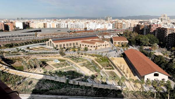 Parque Central de València