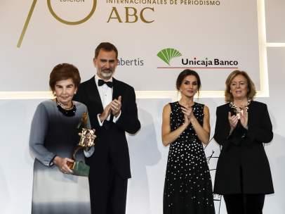 Premio a Pilar de Yarza