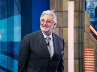 Plácido Domingo, en 'El hormiguero'.