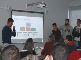 Sesiones de asesoramiento en centros de FP