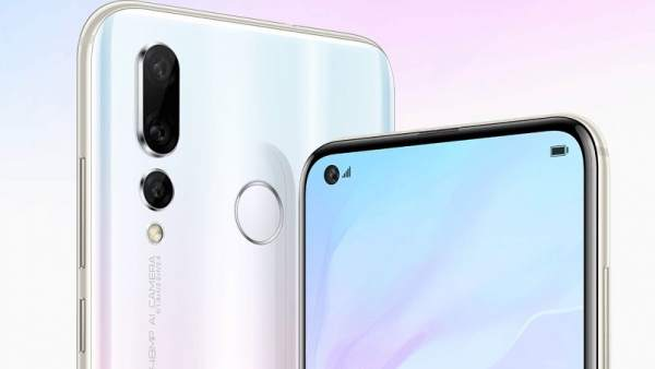 1fa4b3dc74a Huawei se come el 'notch' y saca el Nova 4 con su cámara frontal perforada