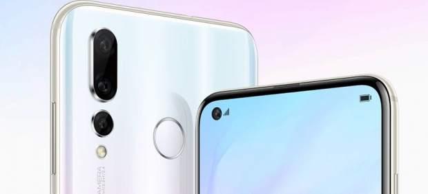 Huawei se come el 'notch' y saca elNova 4 con su cámara frontal perforada