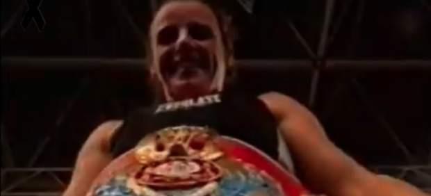 Muere María Jesús Rosa, la pionera del boxeo español que llegó a leyenda con un título mundial