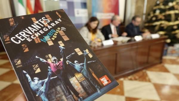 Presentación  programación de teatros municipales de Málaga