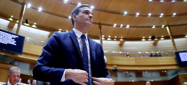 Sánchez trata de aplacar con subida de salarios las demandas soberanistas ante el Consejo de ...