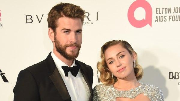 Miley Cyrus Presume De Su Chico, Liam Hemsworth Tambin -7472