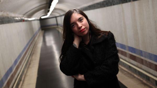 La escritora y periodista Luna Miguel