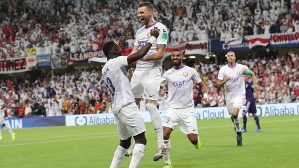 Gol del Al Ain