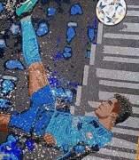 Chilena Cristiano Ronaldo