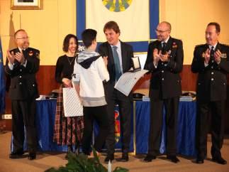 Premio a la Seguridad Ciudadana de Fuenlabrada