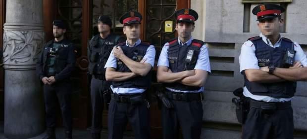 Mossos, Policía y Guardia Civil dirigirán el dispositivo del 21-D desde una misma sala en la ...