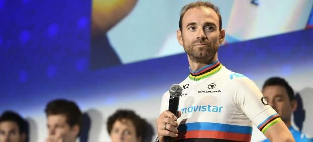 El ciclista Alejandro Valverde anuncia su retirada en 2021