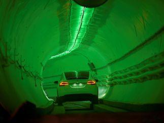 Un túnel para aliviar el tráfico