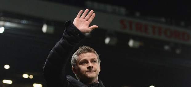 El Manchester anuncia por error a Solskjaer, lo borra...y después lo confirma