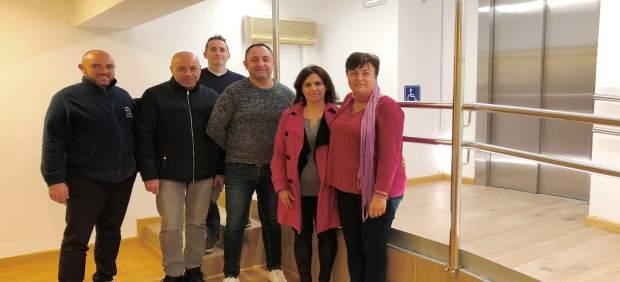 El IME instala un ascensor en sus oficinas de Son Moix para garantizar la accesibilidad