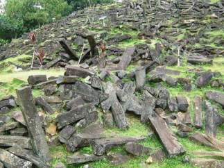 Yacimiento megalítico de Gunung Padang