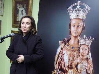 Cuca Gamarra, alcaldesa de Logroño