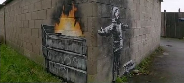 Grafiti Banksy