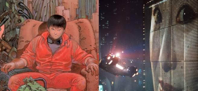 Blade Runner y Akira