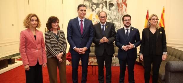 El Govern pedirá el jueves en Madrid una