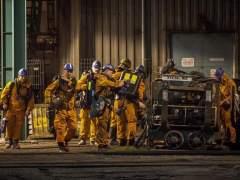Explosión en una mina checa