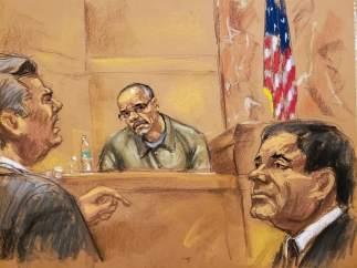 Juicio a 'El Chapo'