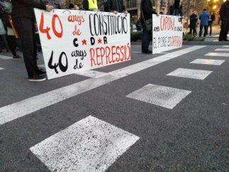 '40 años de represión'