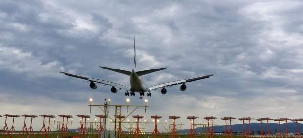 Aterrizaje en El Prat