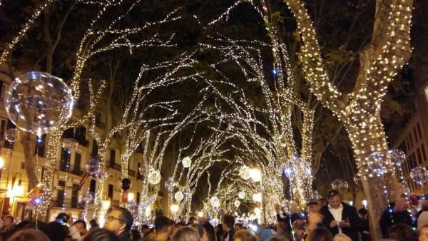 04c051b65b5  El Gordo  del Sorteo Extraordinario de la Lotería de Navidad ha recaído  cinco veces en Palma en 200 años