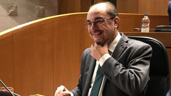 """Lambán: """"Los independentistas son desleales y mentirosos"""""""