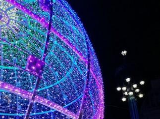Árbol de Navidad de Vigo.