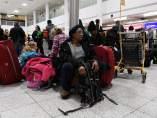 El aeropuerto de Gatwick vuelve a operar con más de 800 vuelos programados