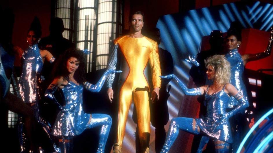 Persseguido (The Running Man, 1987)