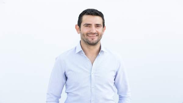 Marcos Serra, candidato del PP de Sant Antoni a la alcaldía