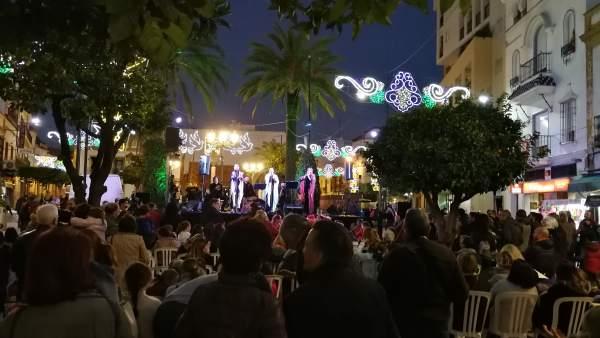Villancicos en Alcalá de Guadaíra (Sevilla)