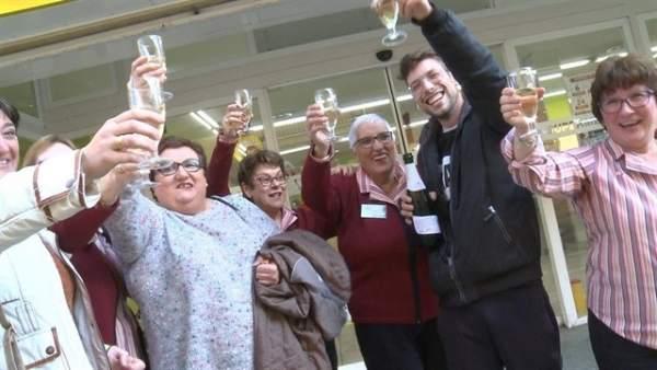 Celebración en Pedreguer