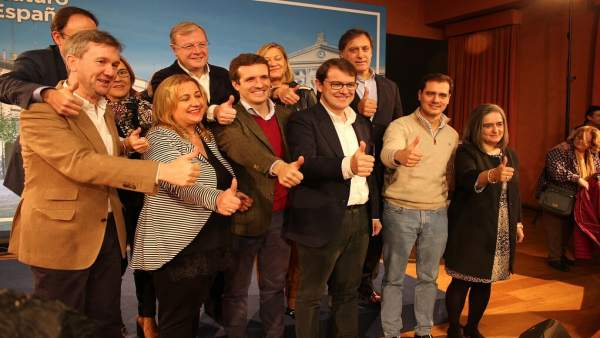 Palencia. Candidatos CyL