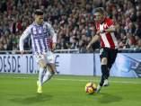 Athletic vs. Valladolid.